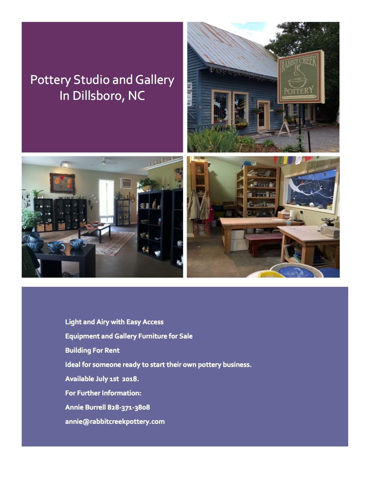 Clay Club: Dillsboro, North Carolina pottery business closing ...