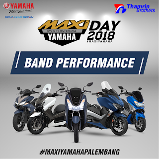 band performance yamaha maxi days