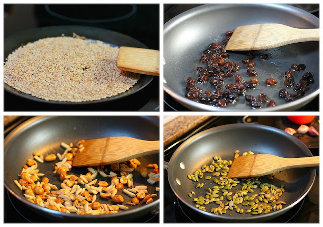 Mole Poblano recipe, detailed step by step photo tutorial.