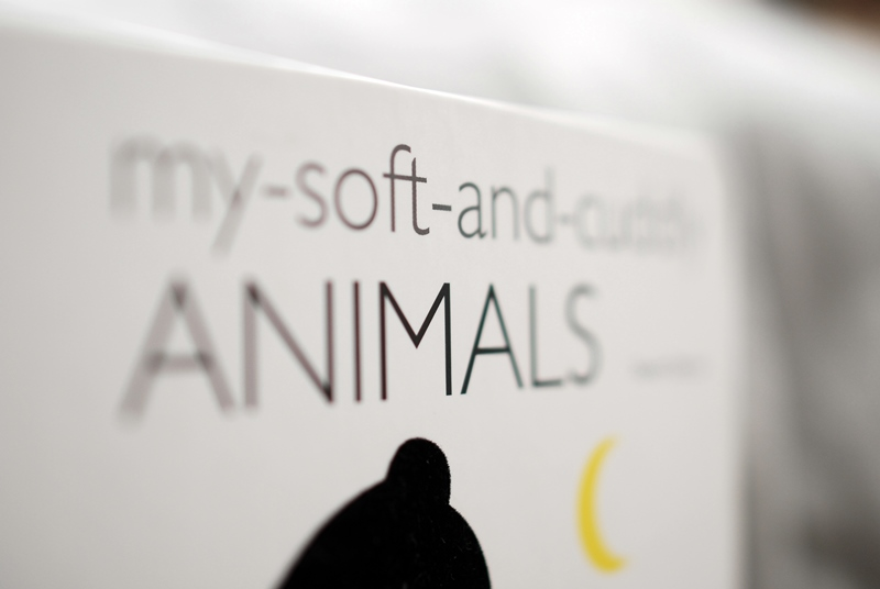 My soft and cute animals by Xavier Deneux