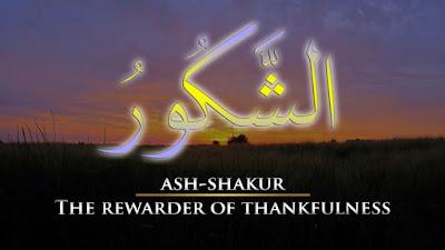 Berdoa Dengan Asmaul Husnaa | As Syakuur