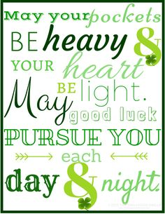 St Patricks Day Quotes 2018