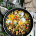 Potatoes and Eggs Skillet Recipe
