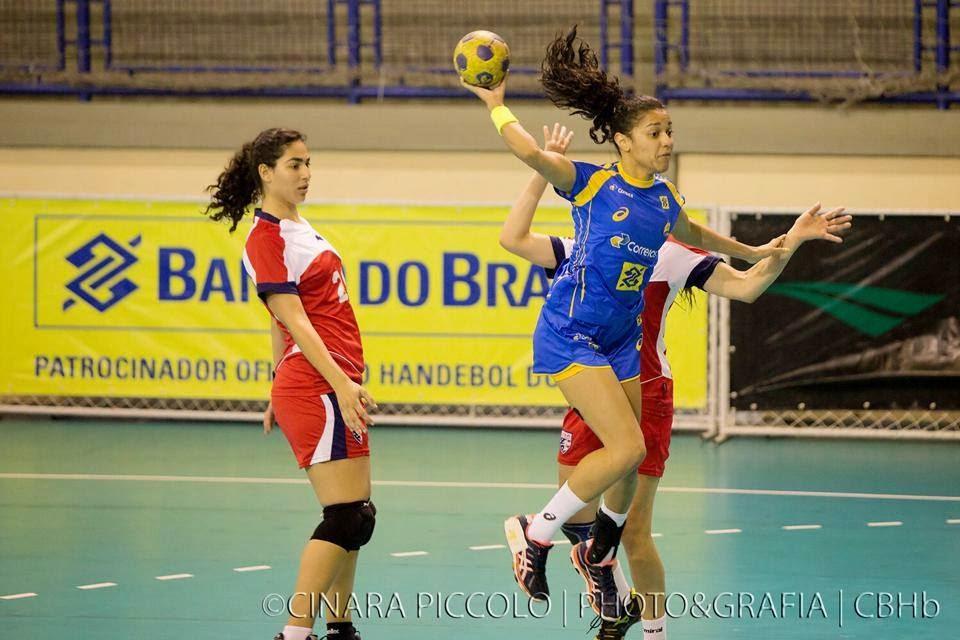 Amistoso Brasil - Estados Unidos | Mundo Handball