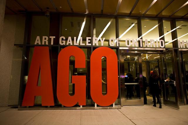 Galeria de Arte de Ontário em Toronto