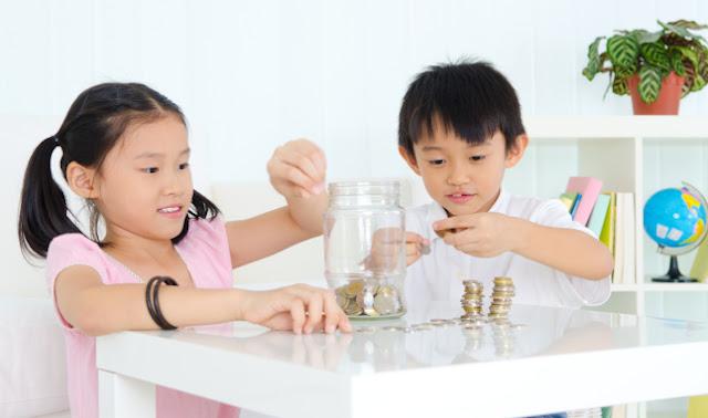pendidikan finansial untuk anak