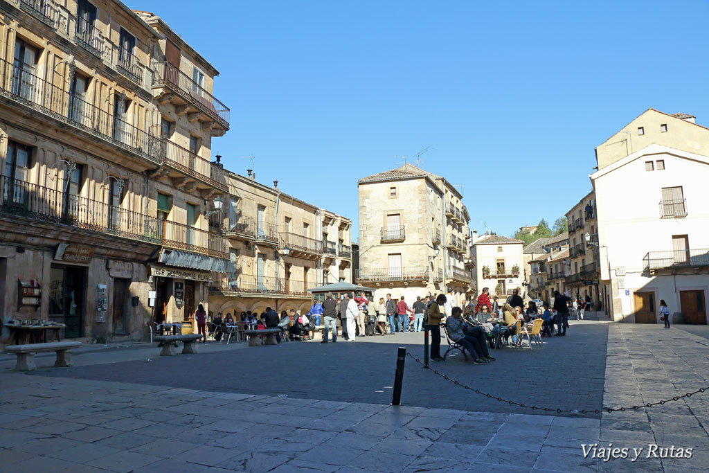 Qué ver en Sepúlveda: Plaza Mayor