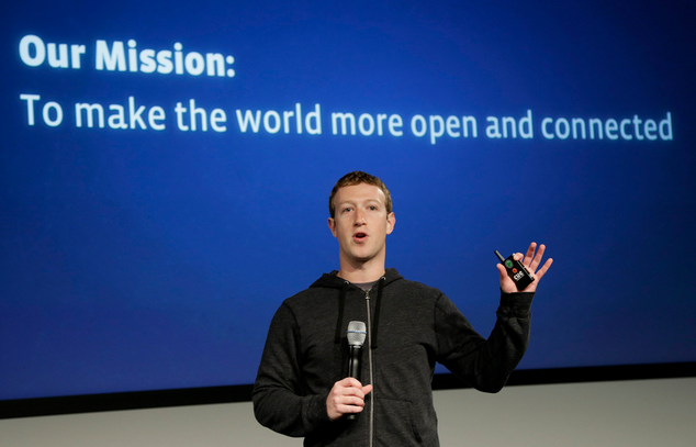 Facebook是無私或自私?免費上網計劃Internet.org印度踢鐵板