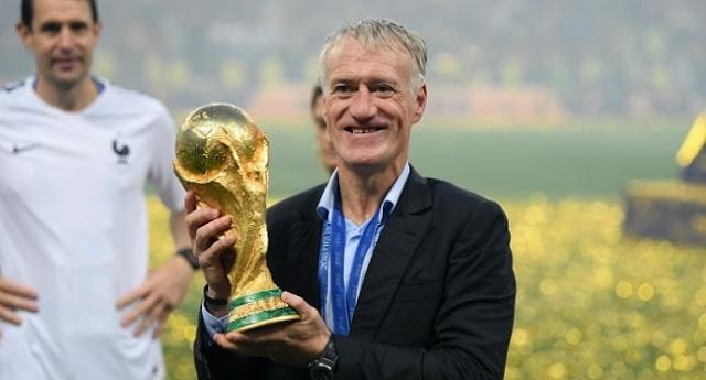 Dünya Kupası'nı Kazanan Teknik Direktörler - Didier Deschamps - Kurgu Gücü