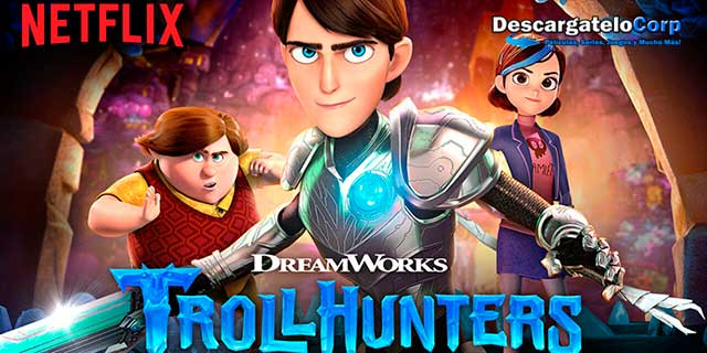 Trollhunters Temporada 1 HD Español Latino