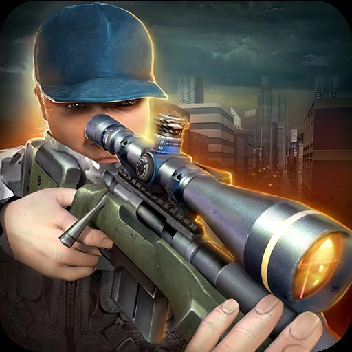تحميل لعبة Sniper Gun 3D – Hitman Shooter v1.4 مهكرة وكاملة للاندرويد أموال لا تنتهي