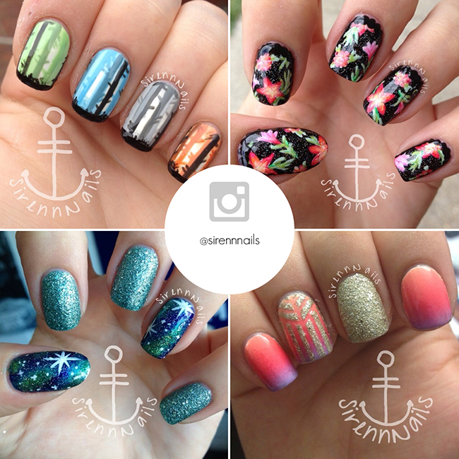 Instagram Nail Art Accounts You Need To Follow #3