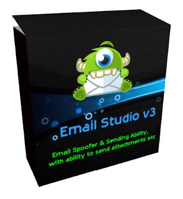 [GIVEAWAY] Email Studio V3 [Email Spoofer & Email Sender]