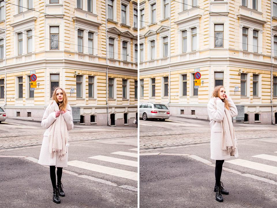 Fashion blogger winter outfit inspiration - Muotibloggaaja, talvimuoti, asuinspiraatio
