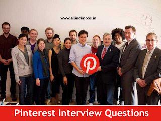 Pinterest Interview Questions