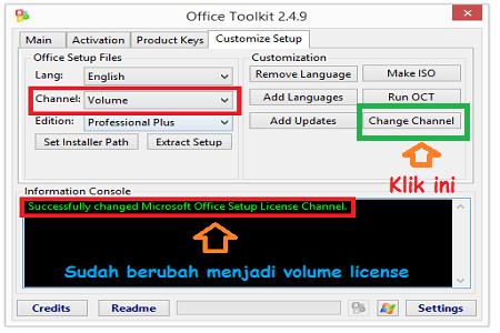 office 2013 volume license