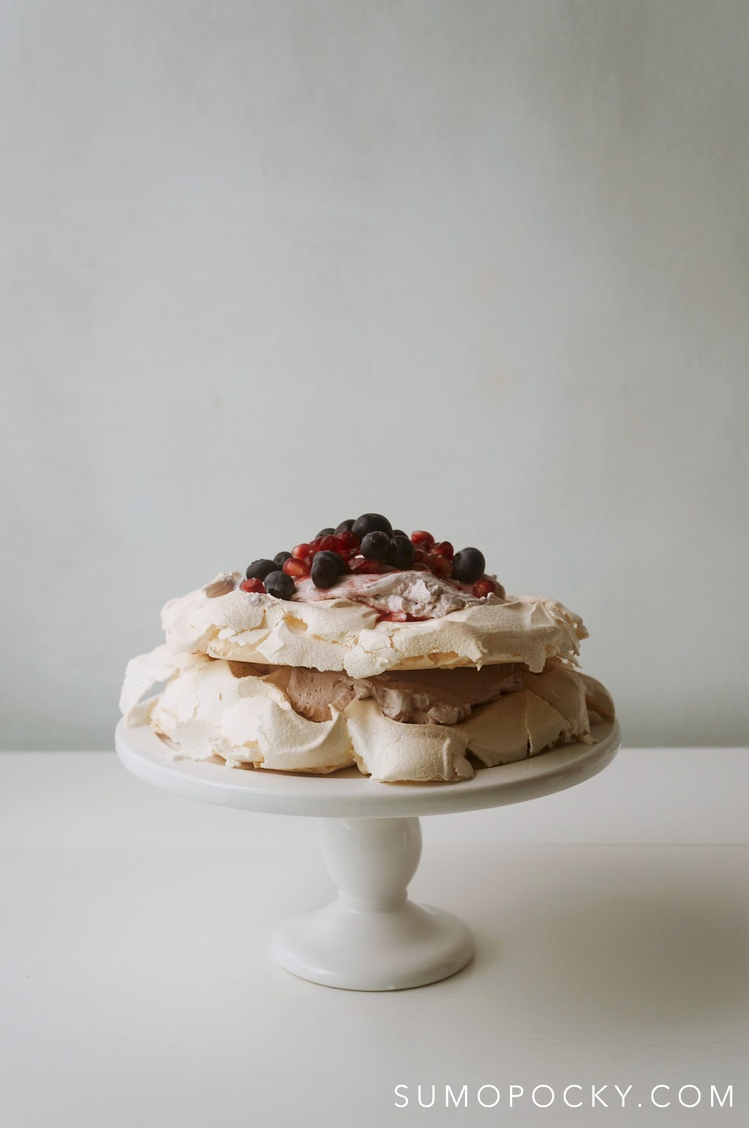 easy pavlova recipe