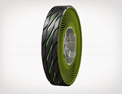 Airless Tires 2