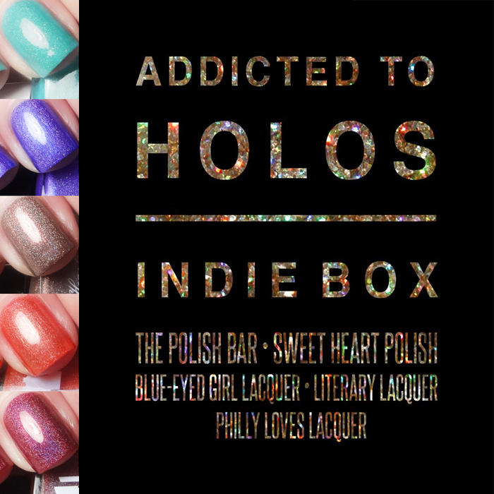 xoxoJen's collage of Addicted to Holos Box: October