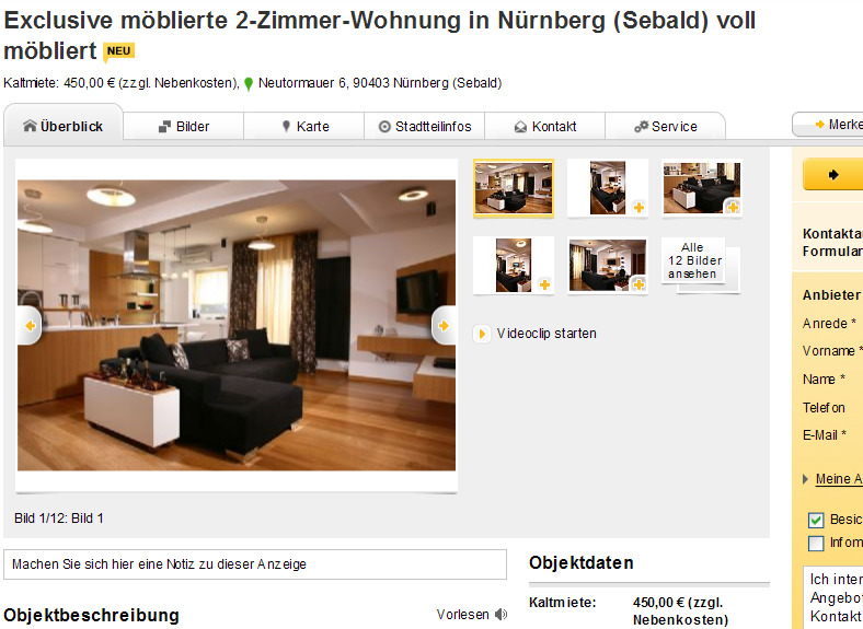wohnungsbetrugblogspotcom markus_wexlerhotmailcom alias Markus Wexler Architect Str