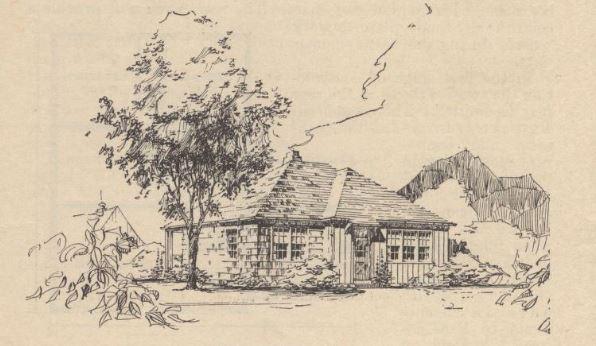 Everts 1887-23 x 23 Wichita Kansas Landowner
