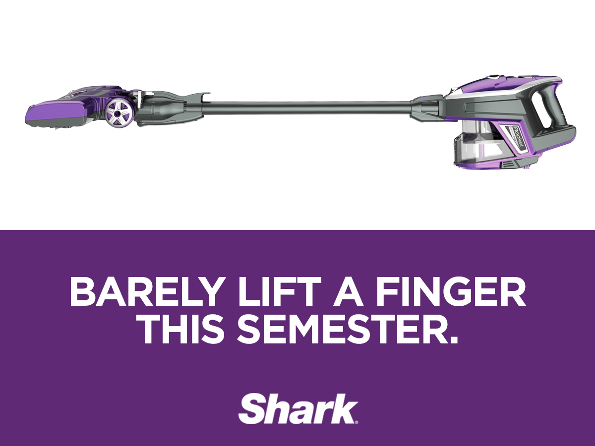 Shark 174 Rocket Deluxepro Vacuum For Easy Floor To Ceiling
