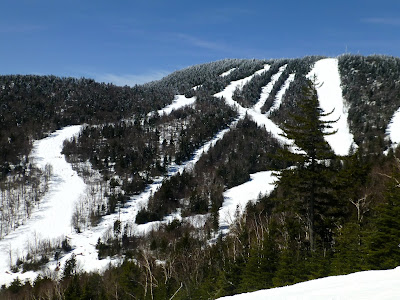 Gore Mountain, Sunday 04/09/2017.  The Saratoga Skier and Hiker, first-hand accounts of adventures in the Adirondacks and beyond, and Gore Mountain ski blog.