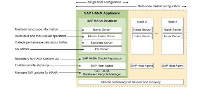 How to Define Role to different Server Nodes in Multi Node HANA System