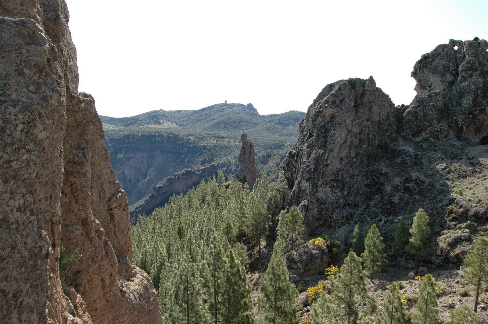 Roque de El Fraile
