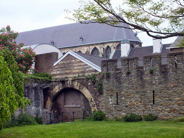 murallas de Maastricht