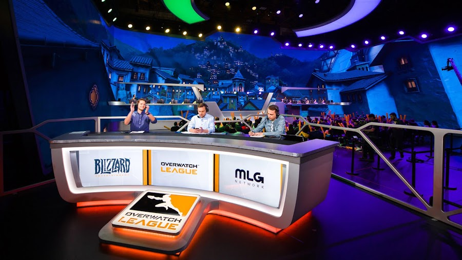 overwatch league blizzard arena
