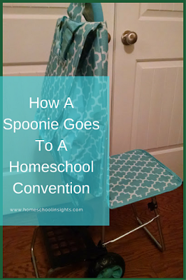 Homeschool Convention banner