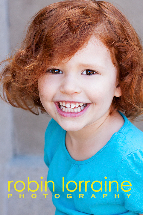 Kids headshots and how to get a talent agent.