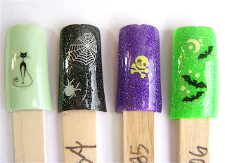 I Drink Nail Polish Hedy S Body Shop Halloween Nail Decals