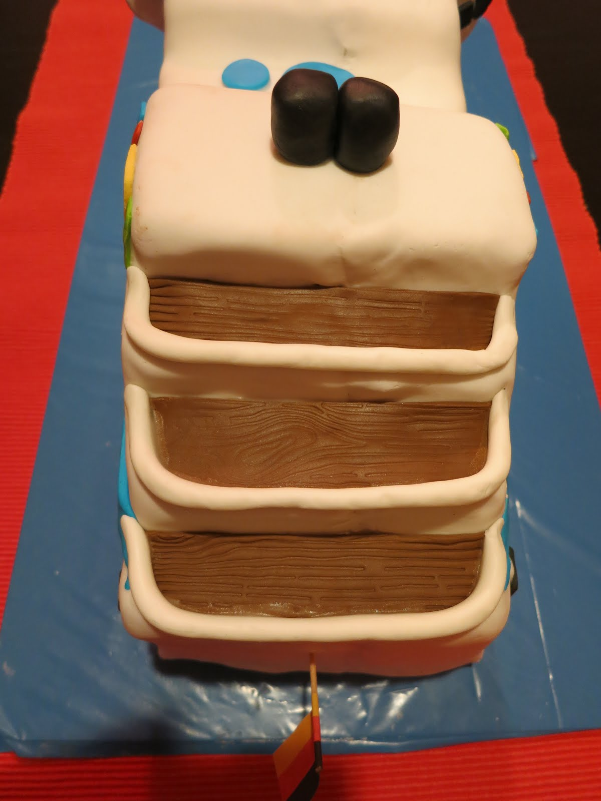 Carinas Backwelt AIDA Torte