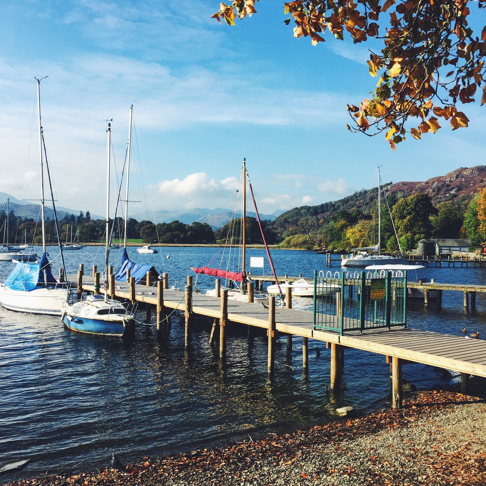 Lake Windermere, Lake District
