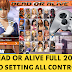 DEAD OR ALIVE 6 - How To Setting All Controller???