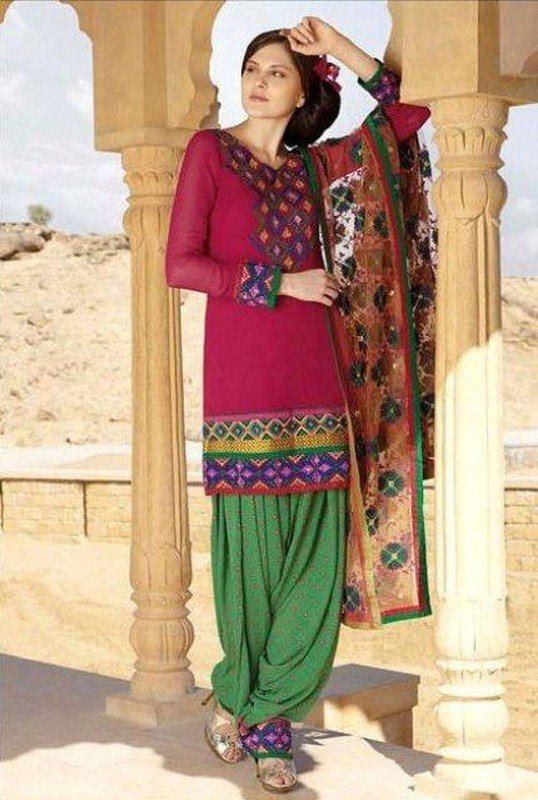 Pakistani dress new style