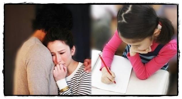 NAMPAR BANGET! Ibu Guru Ini Menangis Waktu Membaca PR Muridnya, Saat Sang Suami Melihat Isinya, Ia Pun Ikut Meneteskan Air Mata