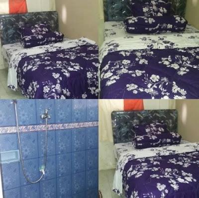 gambar kamar, kamar mandi homestay nakula sadewa