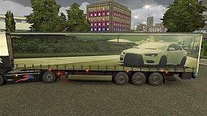 Mitsubishi trailer mod
