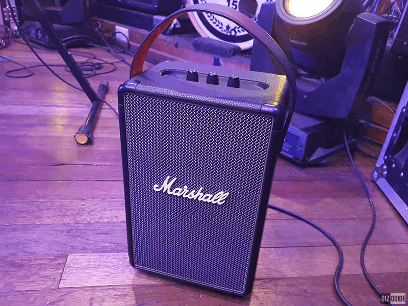 Marshall Hit the Road portable Bluetooth speakers now official in PH!