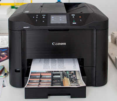 Download Canon Maxify MB5455 Driver Printer