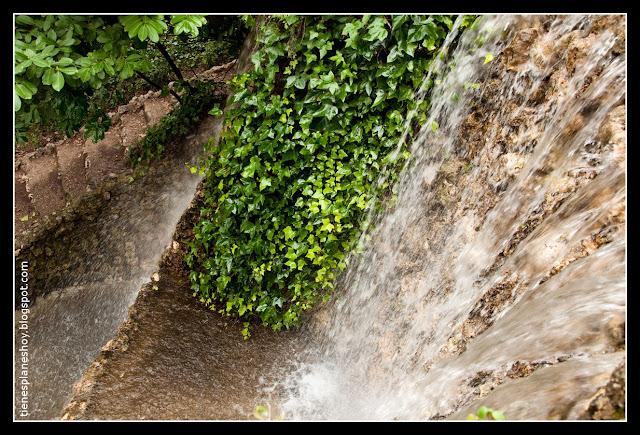 Cascada de La Quinta de la Fuente del Berro