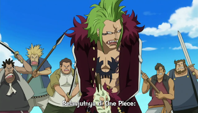 Download Anime One Piece Episode 747 Subtitle Indonesia