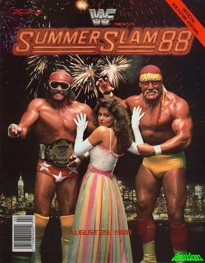 The History of WWE SummerSlam (1988) | Enuffa.com