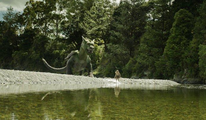 Sinopsis dan Review Pete's Dragon film tentang naga dan manusia