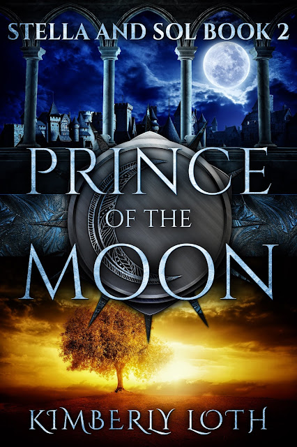 Reseña: Prince of the Moon de Kimberly Loth
