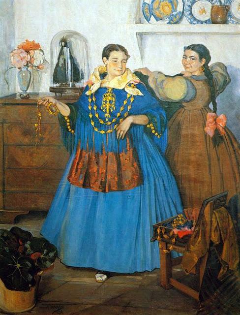 Josep Tarrés Palau, Maestros españoles del retrato, Retratos de Josep Tarrés, Pintores Catalanes, Pintor español, Pintor Josep Tarrés, Pintores de Ibiza, Pintores Mallorquines