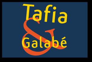 Tafia & Galabé : création de logo graphique designe